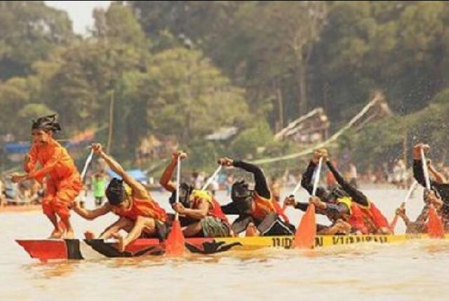 2019, Pemkab Kuansing Anggarkan Rp 1,6 M Untuk Festival Pacu Jalur