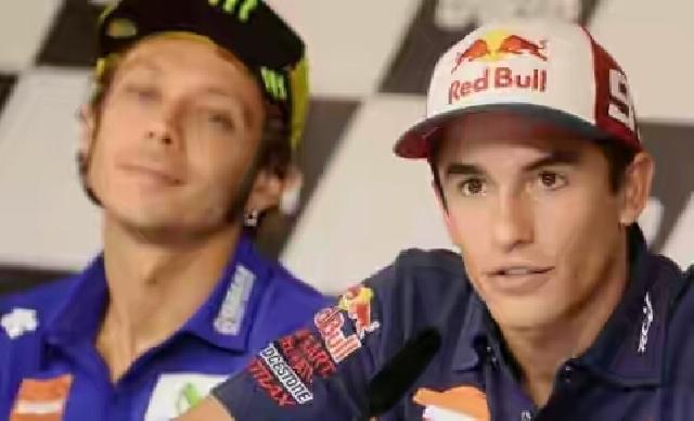 Perseteruan Rossi vs Marquez Berpotensi Merambah ke Moto2
