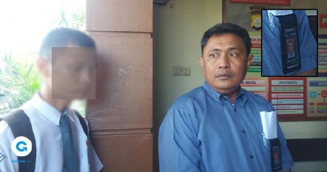 Alamak...Penganiaya Guru di Makassar itu Ternyata Bekas Murid Korban