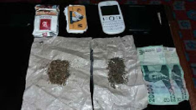 Sedang Transaksi Narkoba, ABK Speed Boat Diciduk Polisi