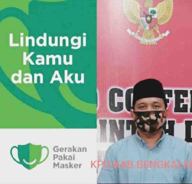 Tahapan Pilkada Mulai Lagi Besok, KPU Bengkalis Lantik Serentak PPS Desa