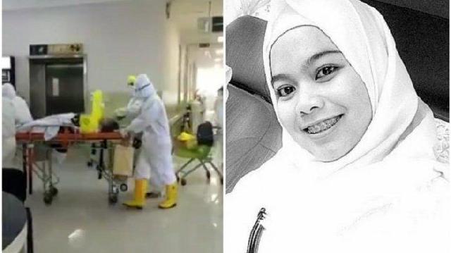 Perawat RS Royal Surabaya Hamil 4 Bulan Meninggal Positif Covid-19