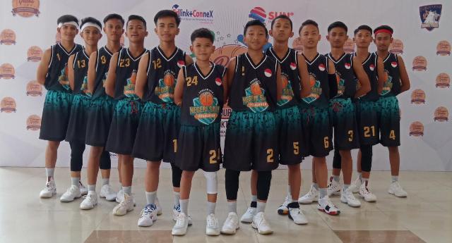 Tim basket Perbasi Pelalawan siap juara Turnamen Basket Perbasi Kampar Cup Ku-15 Dan Pelajar Se-Riau