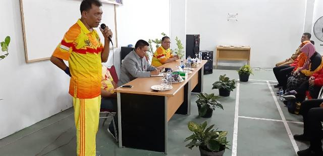 NPC Riau Lepas Atlet Pelatnas Asean Paragames Filipina 2020