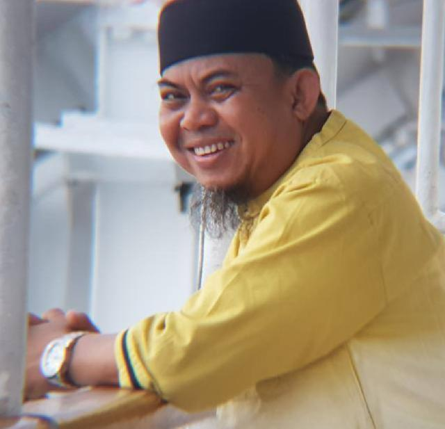 Hendrizal Alias Bocank Ramaikan Bursa Calon Ketua KONI Meranti