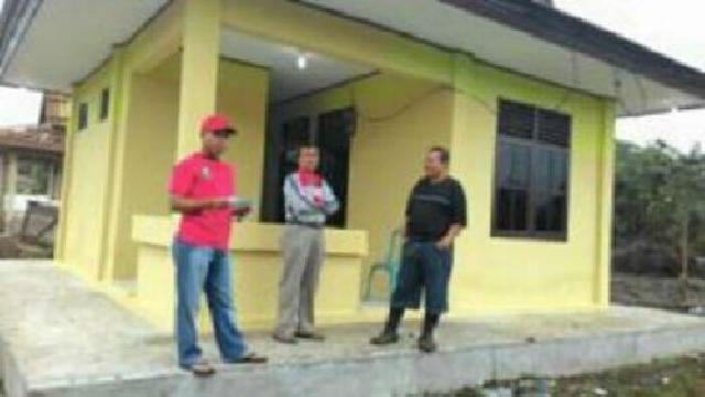 2015, Pemkab Siak Bangun Pos Babinkamtibmas di Seluruh Desa dan Kelurahan