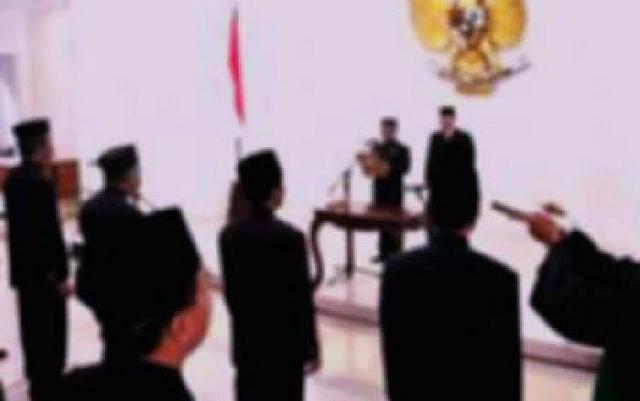Senin 40 Anggota DPRD Inhu Dilantik, Daniel Eka Pradana dan Masrullah Jadi Pimpinan Semantara