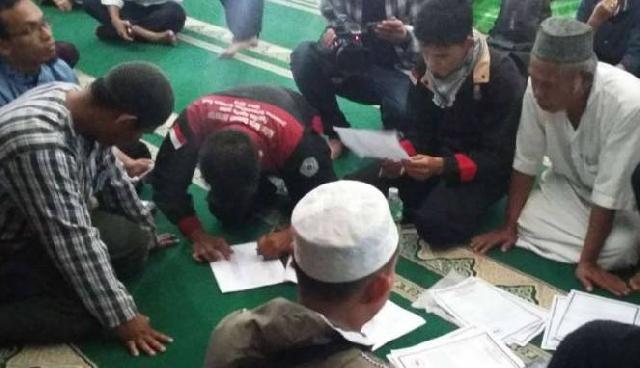 Aksi 2 Desember, 6.300 Warga Bukittinggi dan Agam Berangkat ke Jakarta