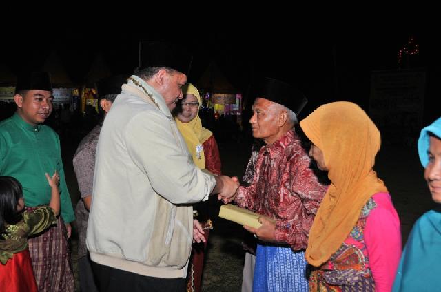 MTQ di Kecamatan Seberida, Pelaksana Paling Siap di Banding Kecamatan Lain