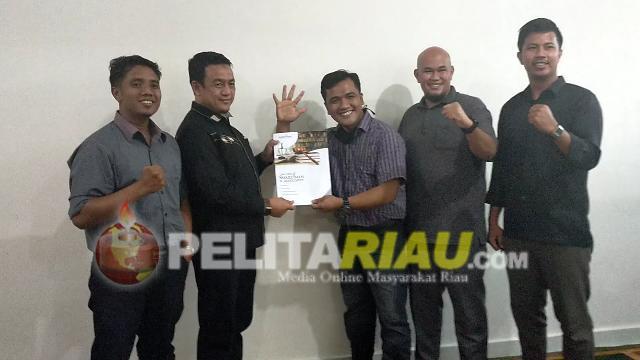 Paslon Ridho Pastikan Laporkan KPU Inhu ke DKPP, Buka Kotak Suara Tak Dihadiri Bawaslu