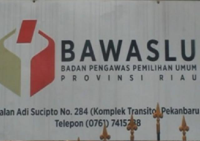 Bawaslu Mulai Siapkan Dokumen Sengketa Pilkada 5 Daerah di Riau