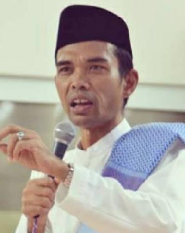 Ustad Abdul Somad: Saya Menduga Mereka Tertelan Isu Terorisme