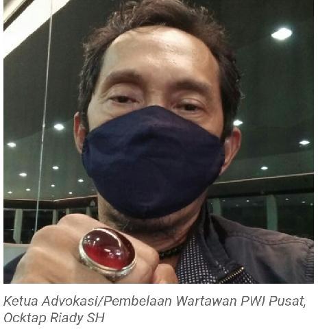Ketua Advokasi PWI Pusat Minta Aparat Tangkap Pelaku Intimidasi Wartawan Pelalawan