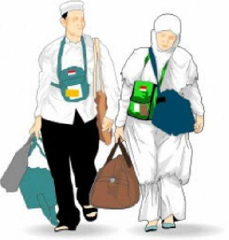 Pj Bupati Inhu Resmi Lepas Keberangkatan 299 Jamaah Calon Haji