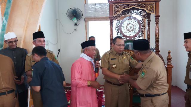 Bupati dan Jajaran Gelar Halal Bi Halal, jaga Silahturahmi