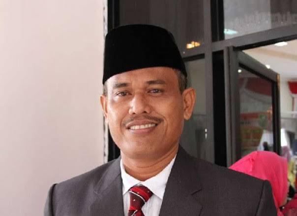 Ketua DPRD Inhu Mengundurkan Diri, Samsudin Siap Menerima Intruksi Partai Golkar
