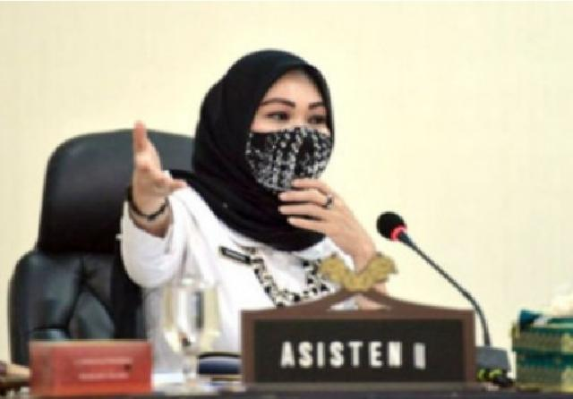Realisasi APBD Riau Rendah: Keuangan 49,16 Persen, Fisik 54,57 Persen