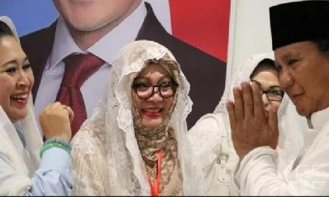 Kehadiran Tiga Putri Pak Harto Sempurnakan Suasana Kampanye Akbar Prabowo-Sandi