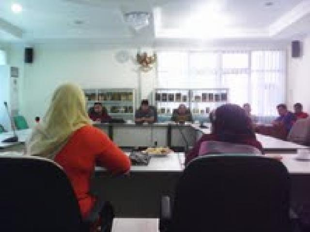 Guru SD LBJ Mengadu Ke DPRD Inhu