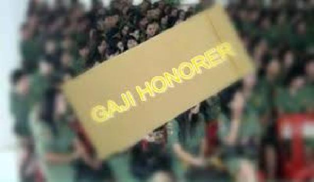 Pemkab Pelalawan Bayarkan Gaji Tenaga Honorer Rp 1,4 Juta Perbulan