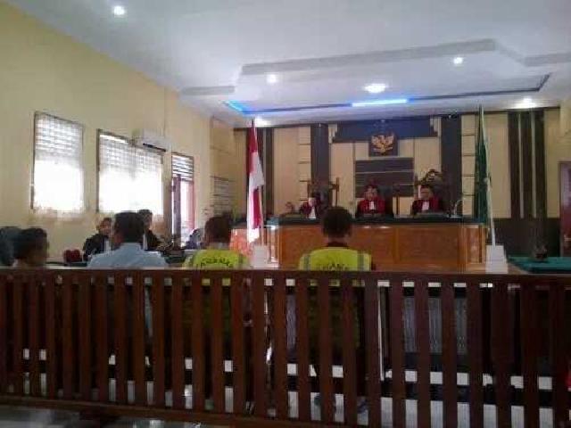 Membunuh Pemuda Pasir Penyu Dituntut JPU 15 Tahun Penjara