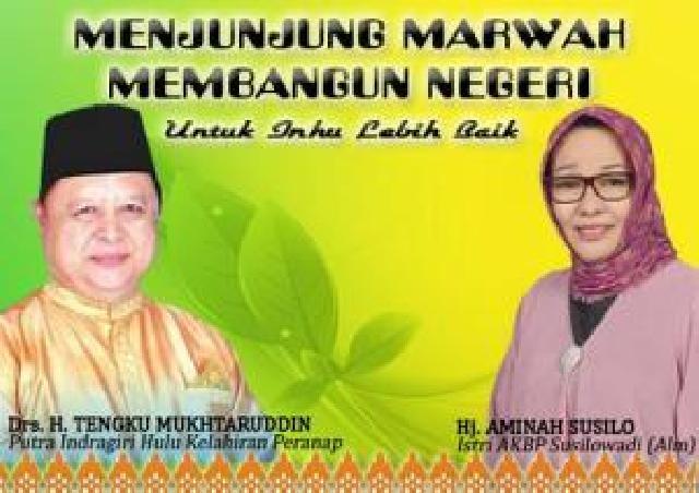 Tengku Muktharuddin-Aminah Susilo Tidak Diusung PDI-Perjuagan?