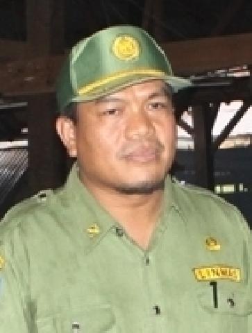 Lestarikan Hutan Lindung, Dishutbun Meranti Tanam 40.000 Durian
