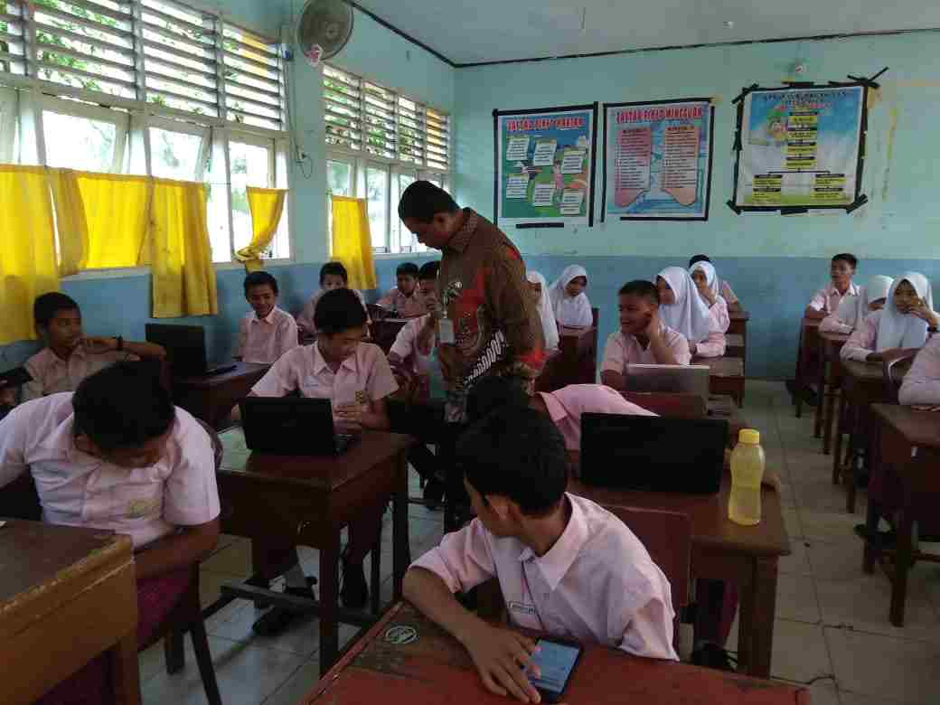 Kadisdikbud Inhu, Kegiatan Belajar Mengajar Pola Tatap Muka Terbatas Dimulai Hari Rabu (10/3/2021)