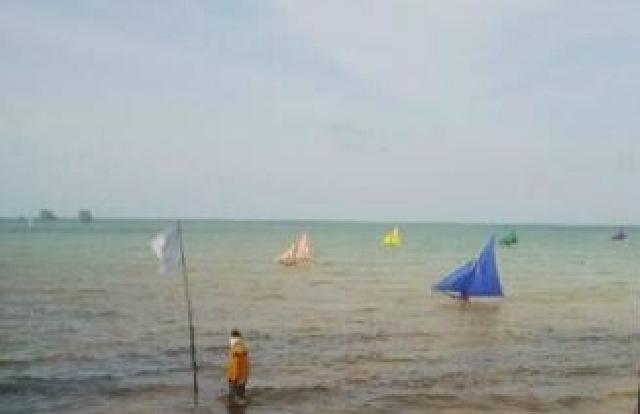 Dari 60 Perahu Jung Katil Yang Diturunkan Pelalawan,  8 Masuk Final