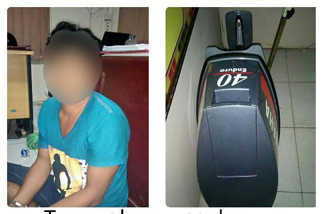Pelaku Pengelapan Speedboat di Inhil Akhirnya Diringkus Polisi
