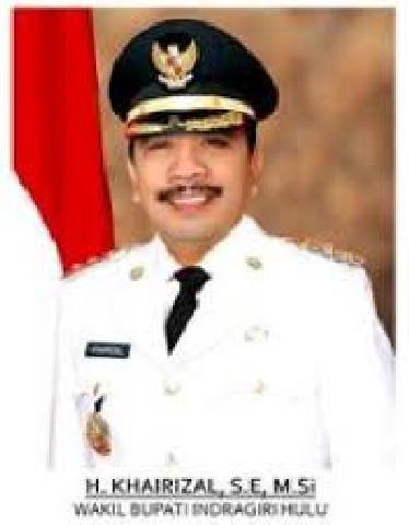 Wabup Khairizal Minta Kepala SKPD Tetap Berada di Inhu