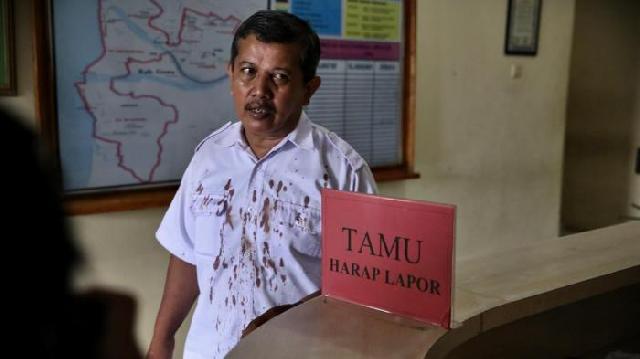 Kasus Pemukulan Guru Dasrul Akibat Salah Asuh Anak