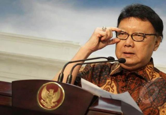 Mendagri Sebut Pelantikan Gubernur Riau Kemungkinan Tanggal 20 February 2019