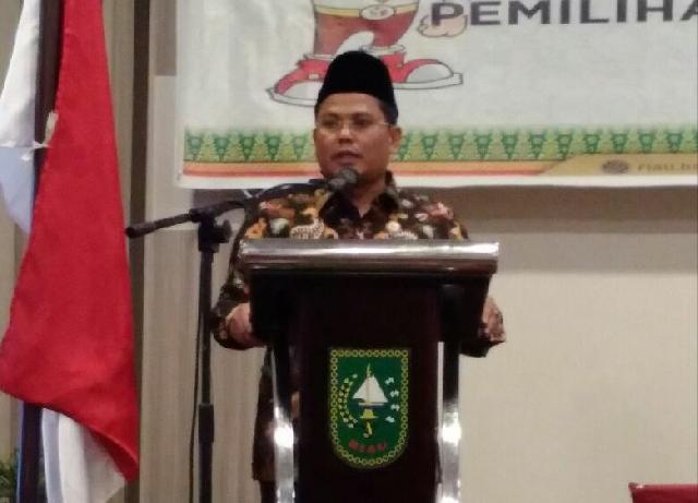 Bawaslu Riau Berikan Penghargaan  Pengawasan Pilgubri, Ini Jadwalnya