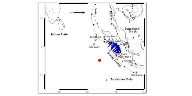 Akibat Gempa yang Guncang Mentawai, Sumatera Diprediksi Geser 2 Cm