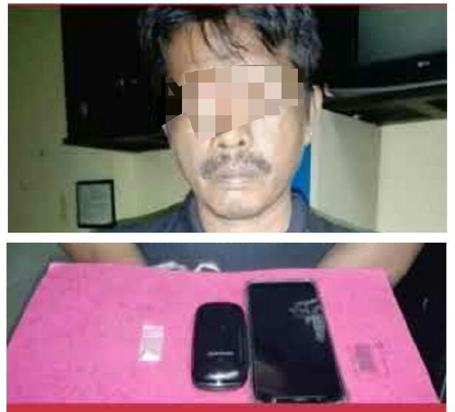 Terlibat Peredaran Gelap Narkoba, Kades di Kuansing di Tangkap Polisi