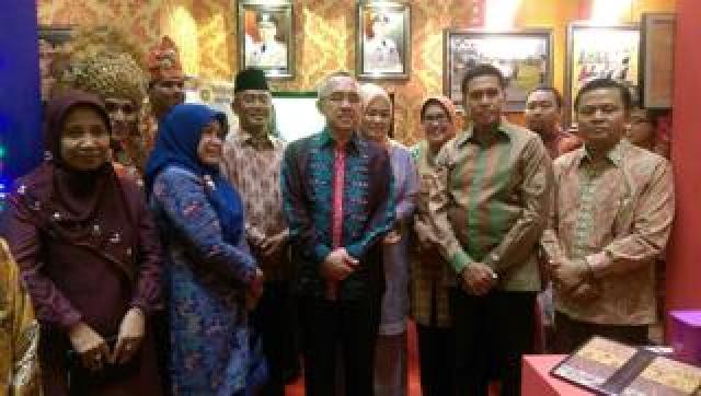 Ikuti Riau Expo 2015, Meranti Unggulkan Olahan Sagu dan Ikan