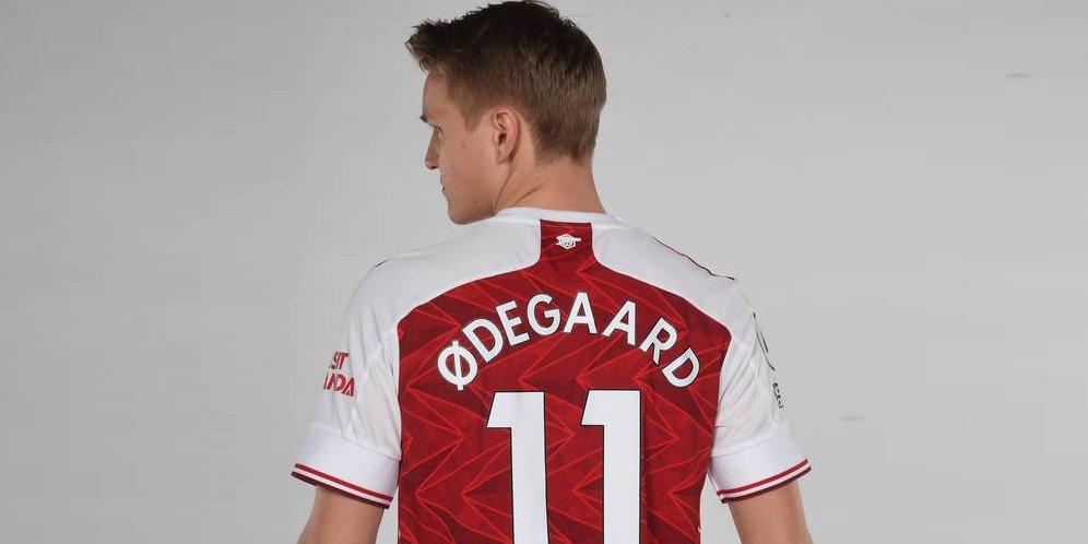 Pujian Eks Arsenal untuk Odegaard: Pemain yang Sangat Brilian!
