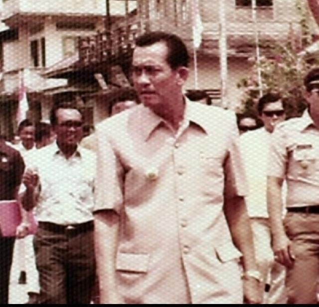 Almarhum Ayah Ipda Aguslan akan menerima Penghargaan Pejuang Daerah Provinsi Riau