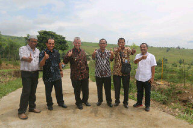 Pemkab Meranti Study Banding di BPTU HPT Padang Mengatas Dan Balitbu Tropika Di Kabupaten Solok Sumb