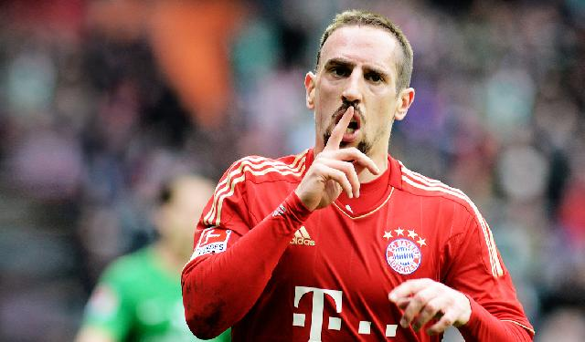 Demi Bertahan di Allianz Arena, Ribery Tolak Pinangan Klub-klub Besar