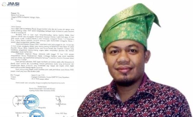 Filosof Alkindi Muda Indragiri, Dijadwal Baca Puisi di Munas I JMSI Pada 29 Juni 2020