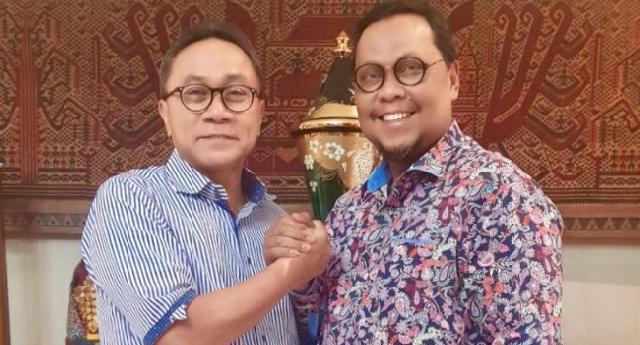 SK PKB Terbit, Duet Pasangan Gubri Zaman Now