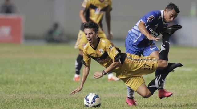 Persib Bandung Takluk di Kandang Mitra Kukar