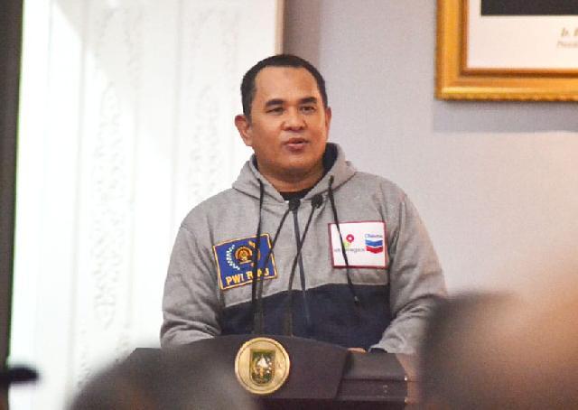 Panitia Perpanjang Waktu Penerimaan Biodata 'Buku Putih PWI Riau 2020'
