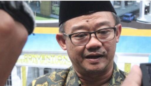 Pimpinan Muhammadiyah Sarankan Pemudik Pakai Alasan sebagai TKA Cina Kalau Dicegat