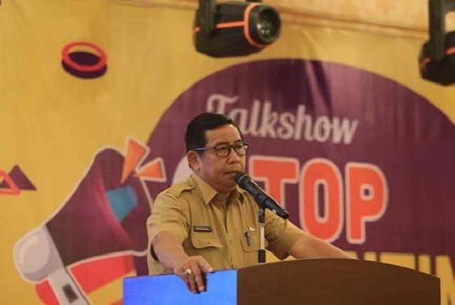 Serius Tangani Stunting, Sekda Meranti Yulian Norwis Beberkan Langkah Pemerintah Daerah