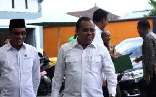 Bupati Irwan Ingatkan SKPD TakLagi Terima Pegawai Honorer,Guna Hindari Goncangan Keuangan Daerah