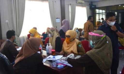 Hari Pertama PPDB Online di SMAN 1 Bengkalis, Tak Ada Calon Siswa yang Datang ke Sekolah