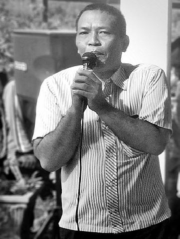 Harjono, Mantan Ketua PWI Rohul Tutup Usia 39 Tahun